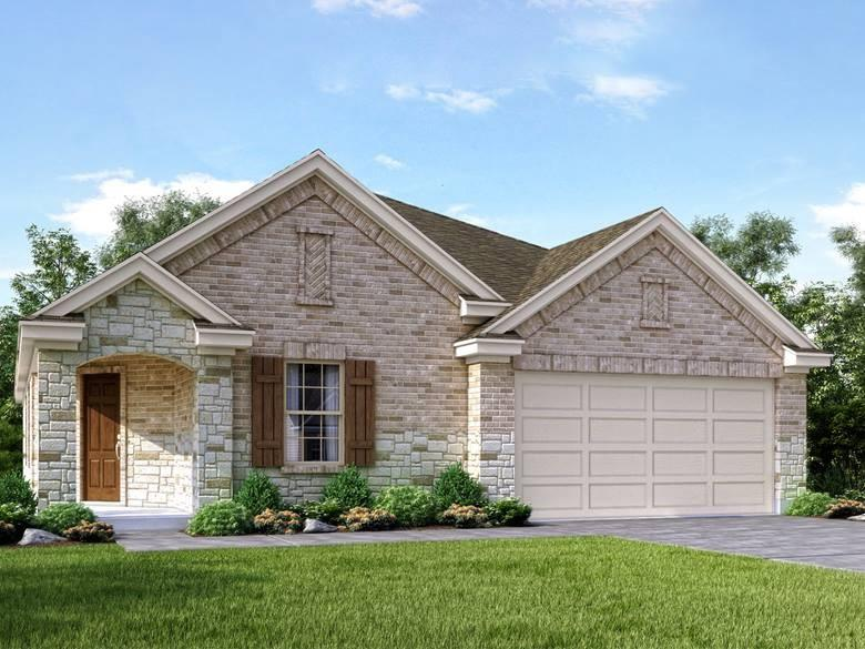 Brand NEW energy-efficient home ready February 2021! The family chef will appreciate the Somerset's gourmet peninsula kitchen overlooking the family room and breakfast nook. The private owner's suite offers a retreat after a long day. Enjoy being tucked away in a peaceful, quiet community. Known for their energy-efficient features, our homes help you live a healthier and quieter lifestyle while saving thousands of dollars on utility bills.Restrictions: Yes  Sprinkler Sys:Yes