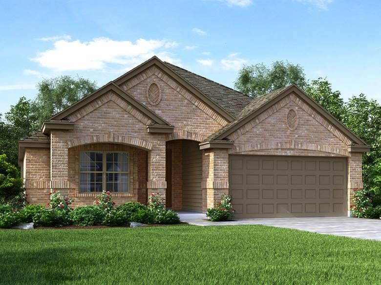 Brand NEW energy-efficient home ready February 2021! Ditch the commute and work from home in the Victoria's spacious study. This single-story layout features an open-concept living area and outdoor patio. Dual sinks in the owner's bath simplify busy mornings. Enjoy being tucked away in a peaceful, quiet community. Known for their
