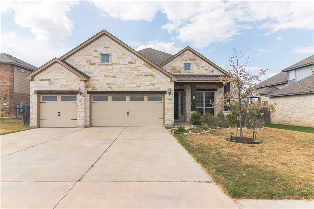 Move-In Ready, Popular 2015 built Buffington Home w/Tons of Upgrades! ~2584sqft 1 Story, 4Bed+3 Full Baths+3 Car Garage on Cul-de-Sac street in the Reserve at Penley Park-Kitchen Opens to Family rm w/SS appliances, Granite countertops, big walk-in pantry-Primary suite offers bay window, dbl vanity, separate shower& garden tub, Big Walk-In Closet-Covered patio & large custom wood deck great for outdoor entertaining!Conveniently located in PF/RR w/quick access to award winning PF schools, shopping and more!FEMA - Unknown Restrictions: Yes