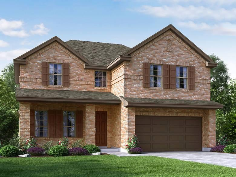 Brand NEW energy-efficient home ready February 2021! After a long day, escape to the Virginia's private first-floor owner's suite for a soak in the oversized tub. Clear views on the main level create an effortless flow between the kitchen, dining and family rooms. Enjoy being tucked away in a peaceful, quiet community. Known for their energy-efficient features, our homes help you live a healthier and quieter lifestyle while saving thousands of dollars on utility bills.Restrictions: Yes