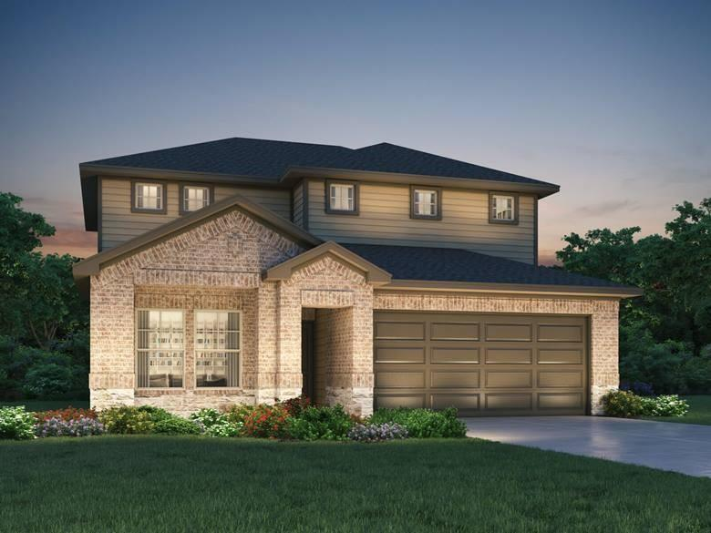 Brand NEW energy-efficient home ready Nov 2020! Open living area, private owner's suite with large walk-in closet for ample storage, and second-story game room. Gray cabinets, salt 'n pepper granite, white backsplash, light gray tile & carpet, & oyster oak vinyl. Amenities will include a pavilion, playground, great lawn, swimming pool and splash pad. Known for their energy efficient features, our homes help you live a healthier and quieter lifestyle while saving thousands of dollars on utility bills.Restrictions: Yes