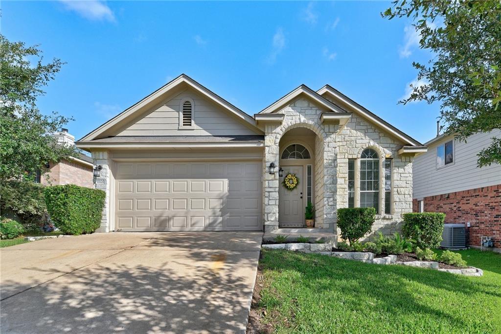 Upgrades galore in this 1-story Avery Ranch home. Open FP from the formal dining to living for your home office/homeschooling needs! Kitchen is equipped w SS Maytag dishwasher (2019), new sink & double oven (2020). Upgrades include: exterior+interior fresh paint, updated light fixtures, fans and faucets (2020); plush carpet, HVAC & water heater (2017). Have a large BBQ cookout under covered rear patio. Within minutes of 10 Rated Rutledge Elementary, community pool and Brushy Creek trailhead.FEMA - Unknown Restrictions: Yes