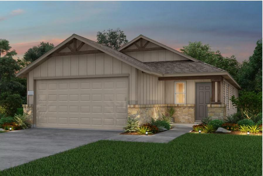 NEW CONSTRUCTION BY PULTE HOMES! Available Dec 2020! The 1-story Taft is known for its open concept layout with spacious kitchen that opens to a large gathering room and dining area. This home offers granite countertops, stainless steel appliances, and wood-look tile.FEMA - Unknown Restrictions: Yes