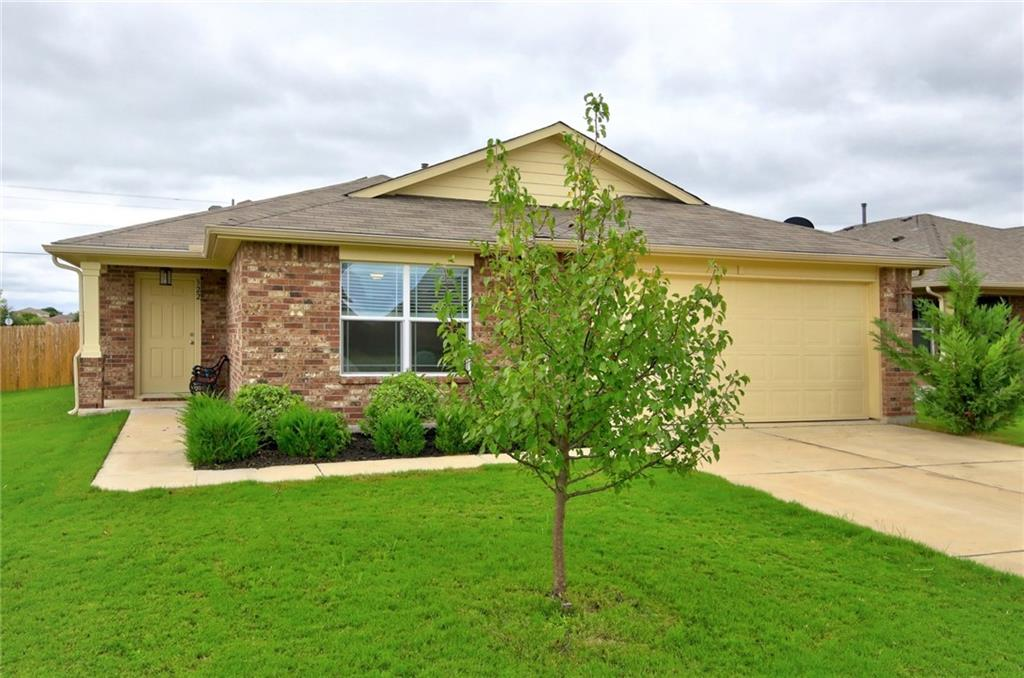 Stunning 4 Bed 2 Bath One Story Home, Amazing Features Include Premium Corner Lot, High Ceilings, Just Like New Construction Condition, Spacious Open Kitchen w/ Light Granite Counters On Dark Espresso Cabinets, Low Maintenance Laminate Plank Flooring Throughout Living & Bedrooms. Minutes From 130 Tollway For A Quicker Commute. Close To HEB Plus & Center Of Hutto Shopping & Many Restaurants To Choose From. Hutto Offers A Great Location Surrounding Austin & Major Employers Like AT&T, Apple, HEB, Whole Foods Market, & Area School Districts Employing More Than 2,500, & Larger Organizations Like Dell, IBM, Seton Healthcare Family Employing More Than 6,000 Employees.