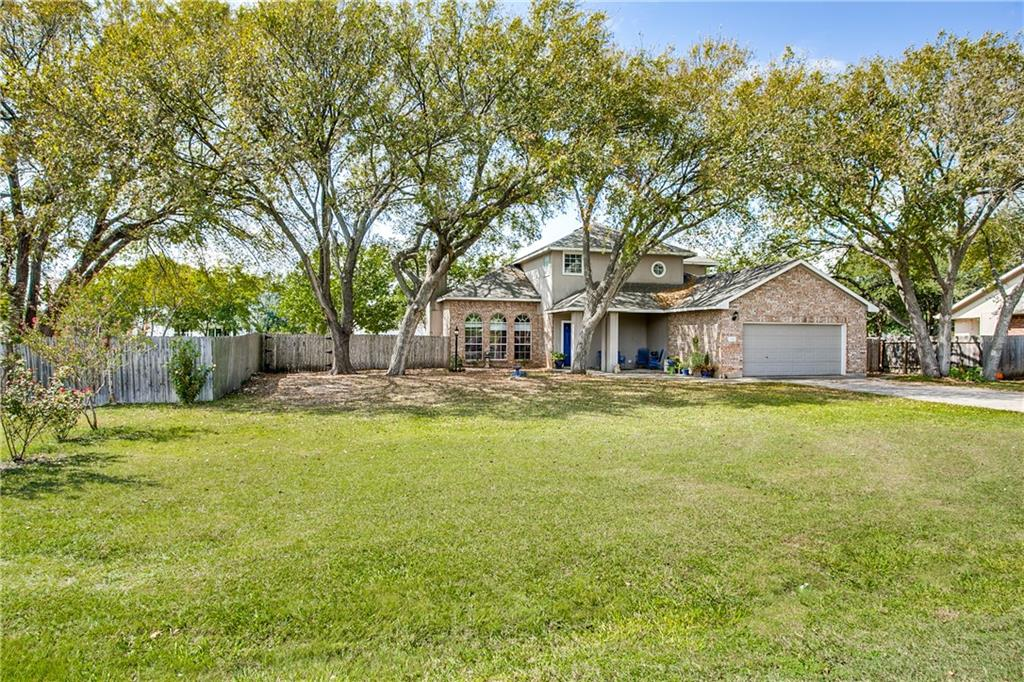 Wonderful home on half an acre in Hutto. Only the second owner. Situated on half an acre with plenty of room for expansion. Extra large bedrooms with large walk in closets are a plus. Master is on the main floor for easy access. Very large master closet plus a walk in closet in the master bath makes this a spacious retreat. Kitchen open up to the large family room with fireplace.FEMA - Unknown Restrictions: Yes