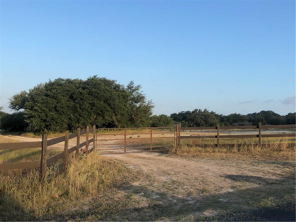 Great opportunity to secure some elbow room less than 50 min west of Austin and own your own slice of Texas!  25 fenced acres with hill country and panoramic views!  Bring your builder and create your retreat at the gateway to the Texas Hill Country.Restrictions: Yes