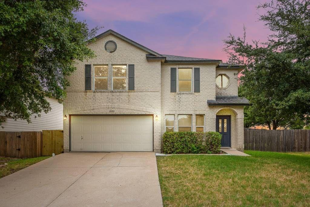 TURN KEY Move In Ready Remodeled Spacious Round Rock 2 story Home. Over $ 25,000 remodel.Not done by a flipper. 2626 sq ft Home w/ Large Corner Lot with Spacious Walk In Closets & Storage. MASTER CLOSET YOU ALWAYS WISHED FOR. LOFT. Jetted TUB in Master is 1 of 2 tubs. FP. KITCHEN:Stone Counter tops, Cherry Cabinets, Plentiful Counter Space, Walk In Pantry, Kitchen Island, NEW SS Oven, Built In Microwave, Open to DR, View of FR, Tile Back Splash, New SS Sink with Tall Faucet.Open floor plan.Neutral colors.FEMA - Unknown