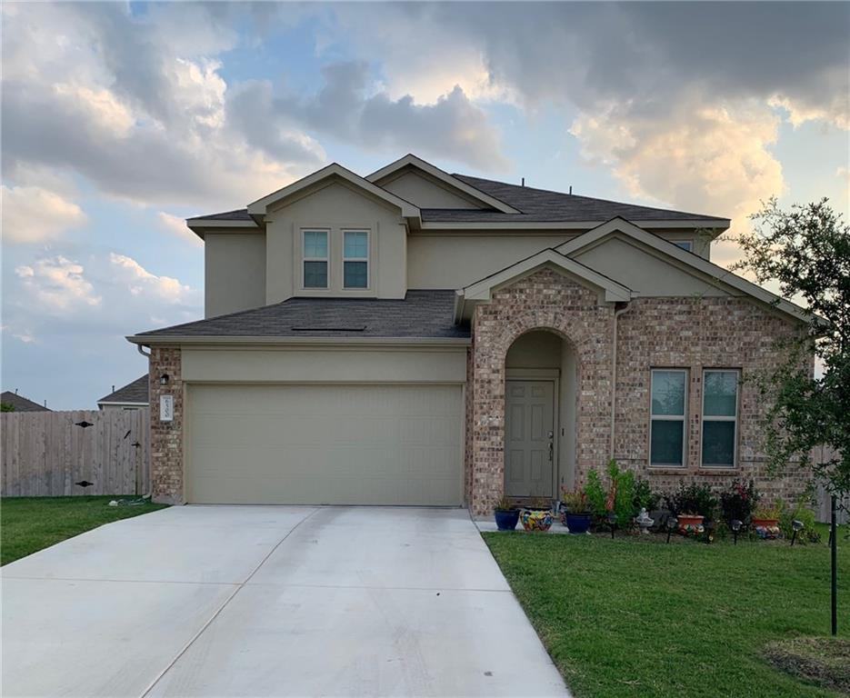 """Almost new Lennar Brock with 4 bedrooms 3.5 baths on a col de sac.  Home has great curb appeal and flexible open living space overlooking the formal and wide kitchen with prep island and nook.  Large game room upstairs. Washer, Dryer, peloton treadmill and 72"""" Tv on wall upstairs convey with home."""
