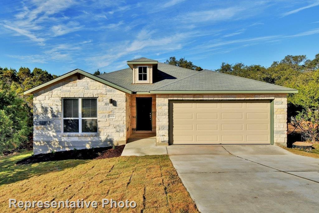 MLS# 9671450 - Built by Brohn Homes - January completion! ~ This beautiful 1556 square foot home sits on a large, corner lot and will be ready for move in Jan-Feb 2020. It features an open kitchen with an oversized granite island, stainless steel, GE Profile appliances and 42' cabinets. It also has an extended shower in the primary bath with raised double vanities and a walk in closet. ** Photos not of actual home**Restrictions: Yes