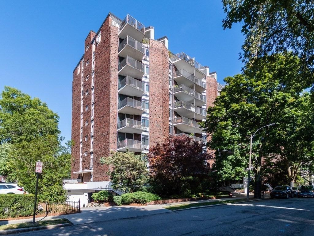 MLS 72722840: 19 Winchester St # 602, Brookline MA 02446, Brookline MA