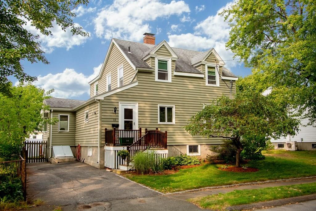 MLS 72728676: 15 Laurel St., Beverly MA 01915, Beverly MA