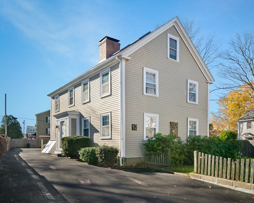 MLS 72758082: 12 Fayette St # 2, Beverly MA 01915, Beverly MA
