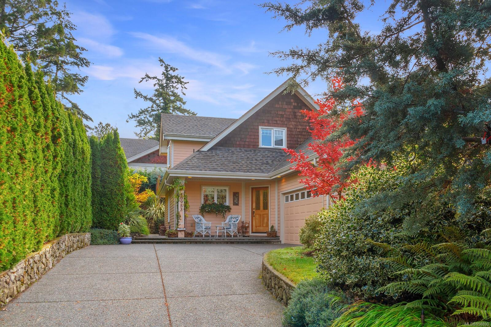 Photo 1 at 10953 Chalet Road, Deep Cove, North Saanich
