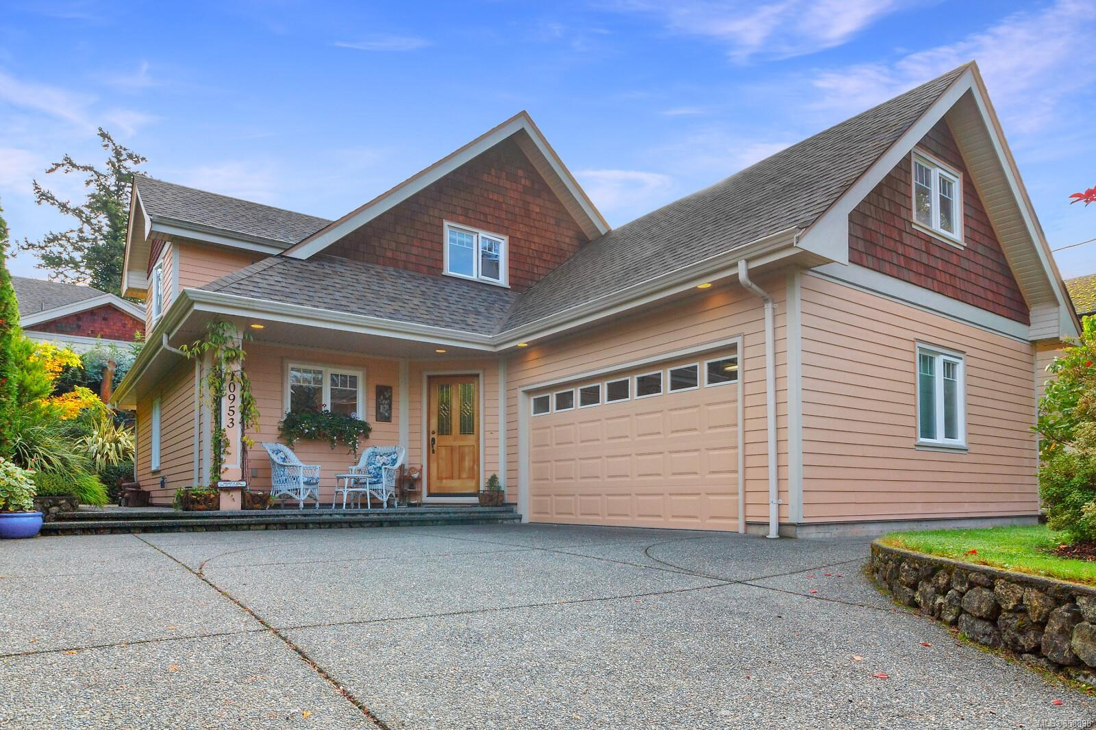 Welcome home to 10953 Chalet Road.