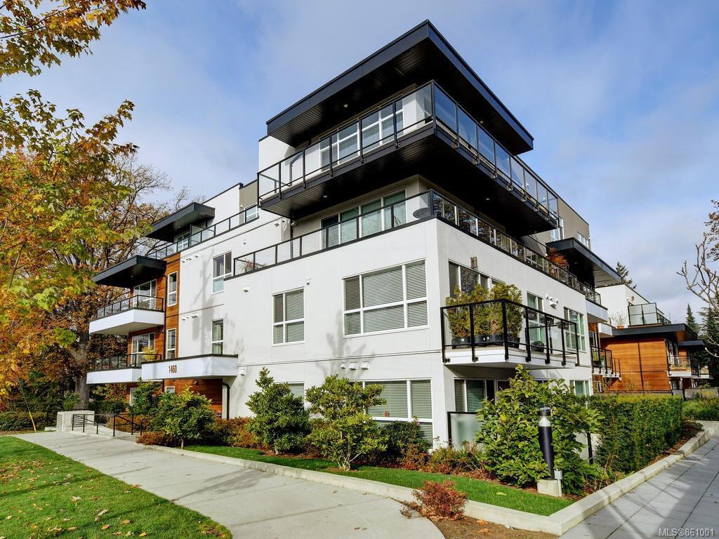 201 - 1460 Pandora Avenue, Fernwood, Victoria photo number 2