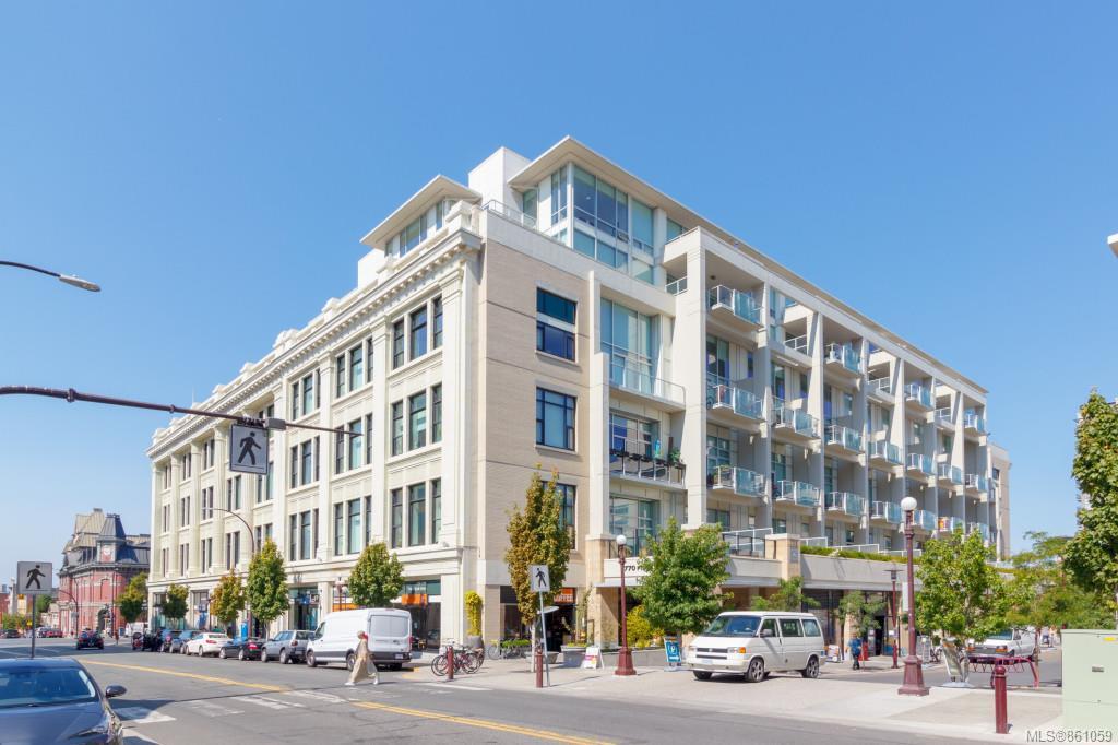 436 - 770 Fisgard Street, Downtown, Victoria photo number 2