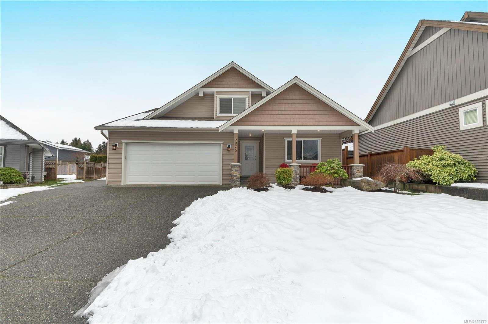 3870 Tweedsmuir Place, Willow Point, Campbell River