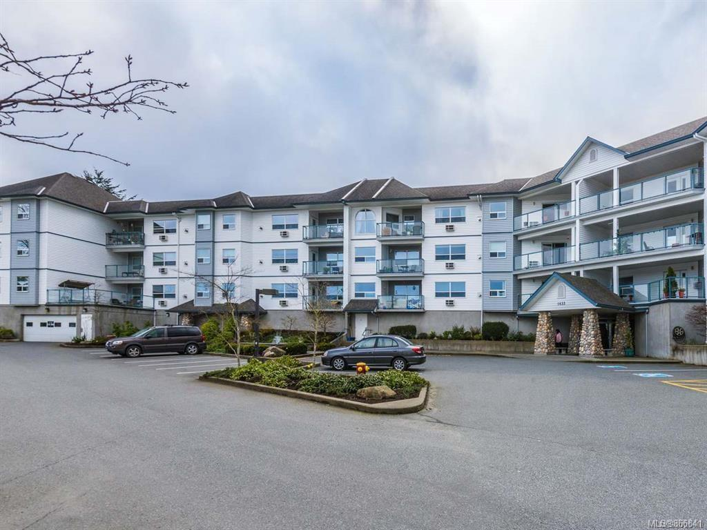 307 - 1633 Dufferin Crescent, Central Nanaimo, Nanaimo photo number 2