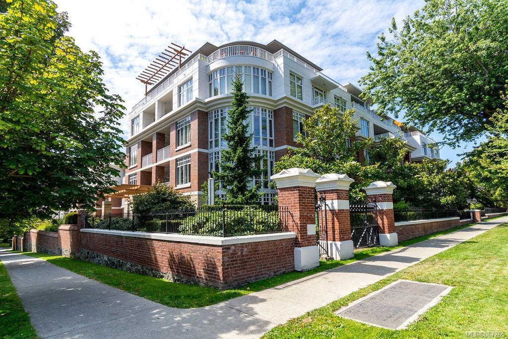 601 - 999 Burdett Avenue, Downtown, Victoria