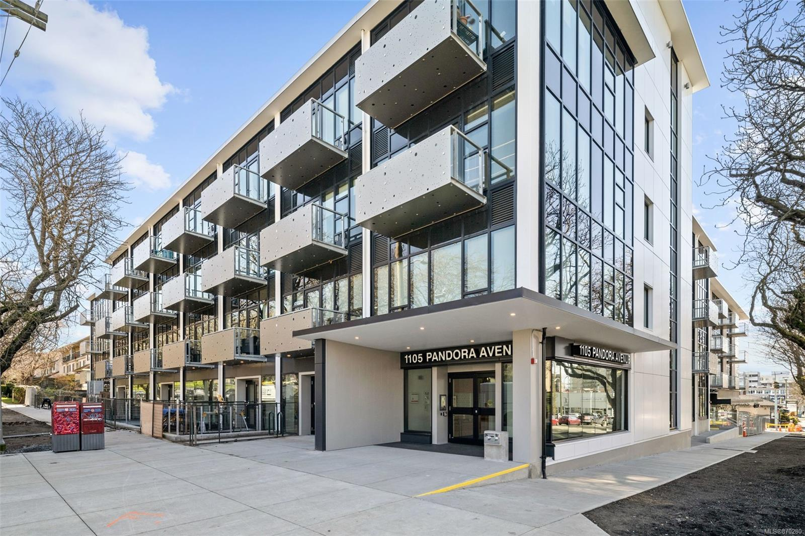 N212 - 1105 Pandora Avenue, Downtown, Victoria