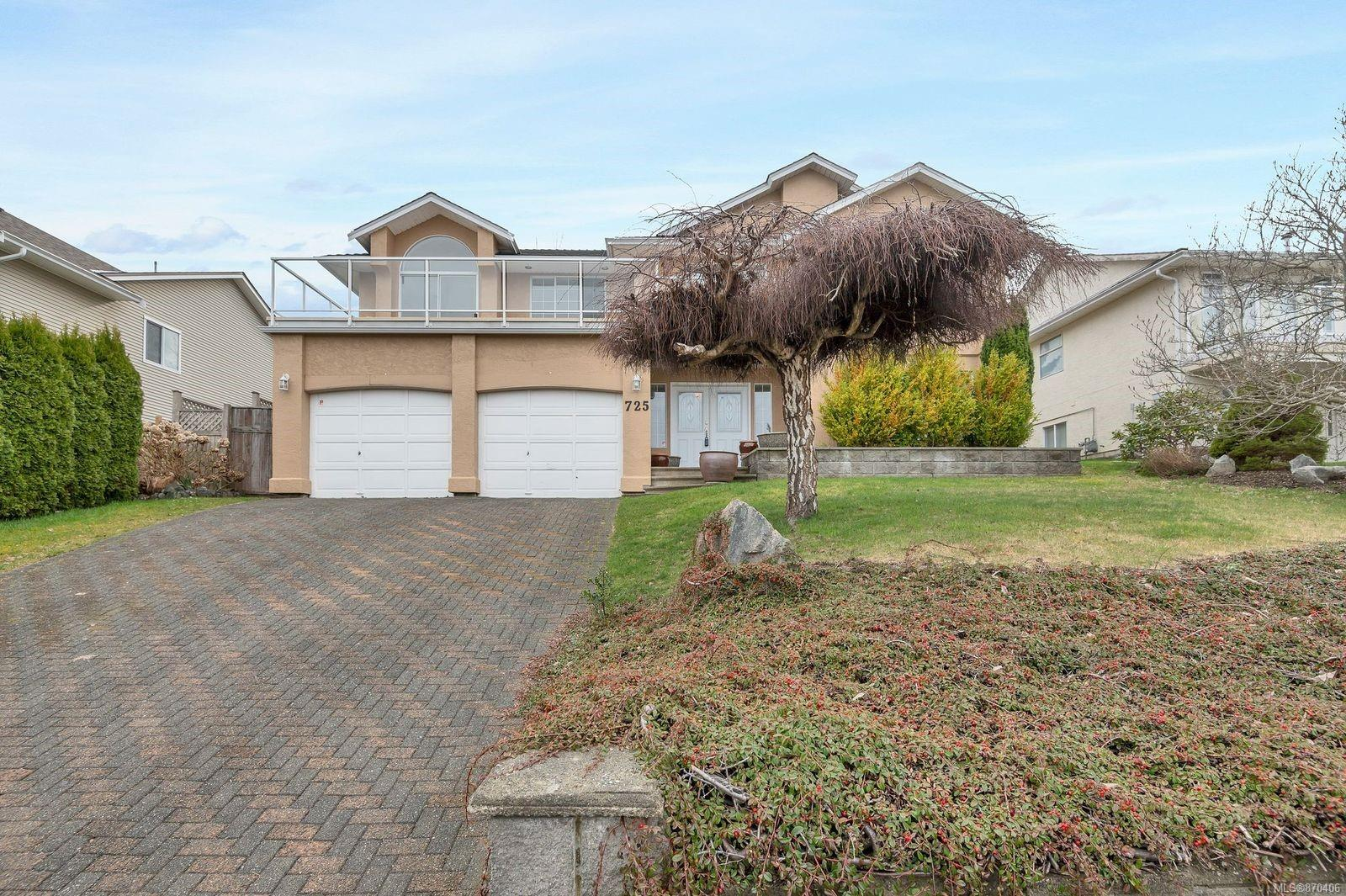 725 Bowen Drive, Willow Point, Campbell River photo 0
