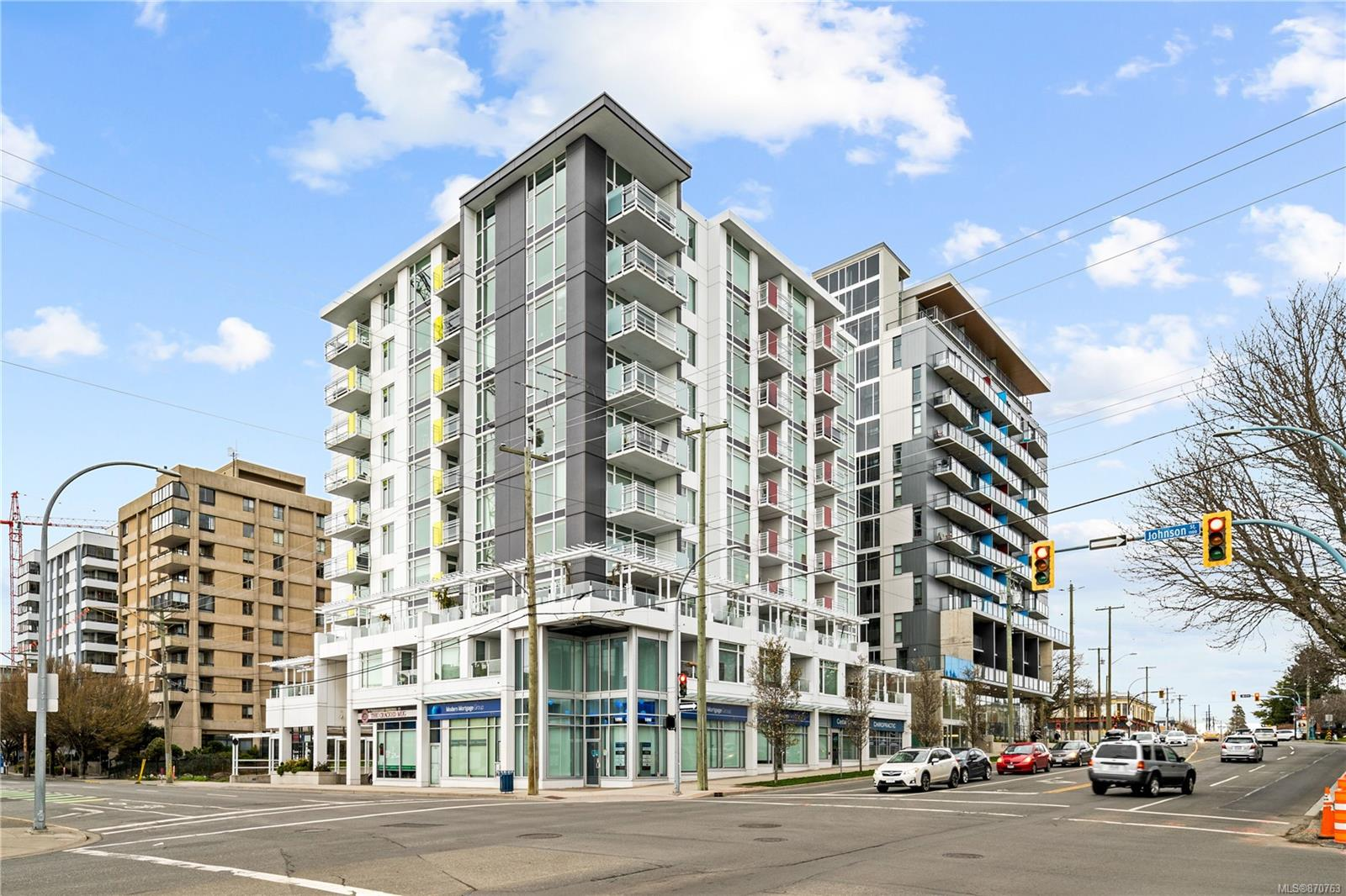 206 - 1090 Johnson Street, Downtown, Victoria