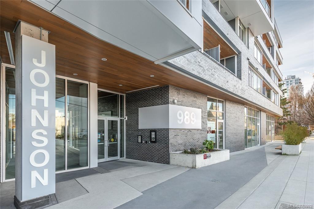 608 - 989 Johnson Street, Downtown, Victoria