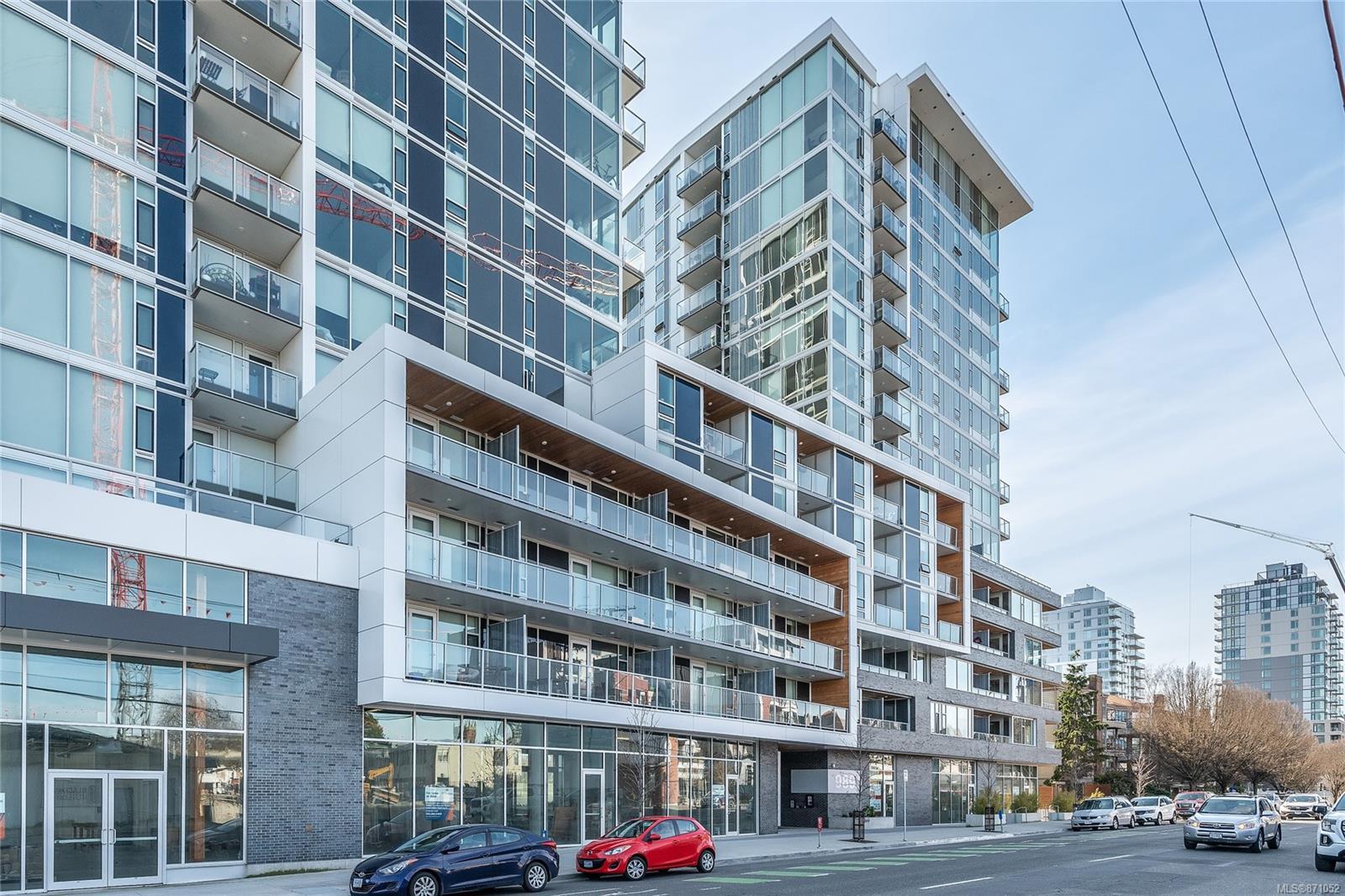 602 - 989 Johnson Street, Downtown, Victoria
