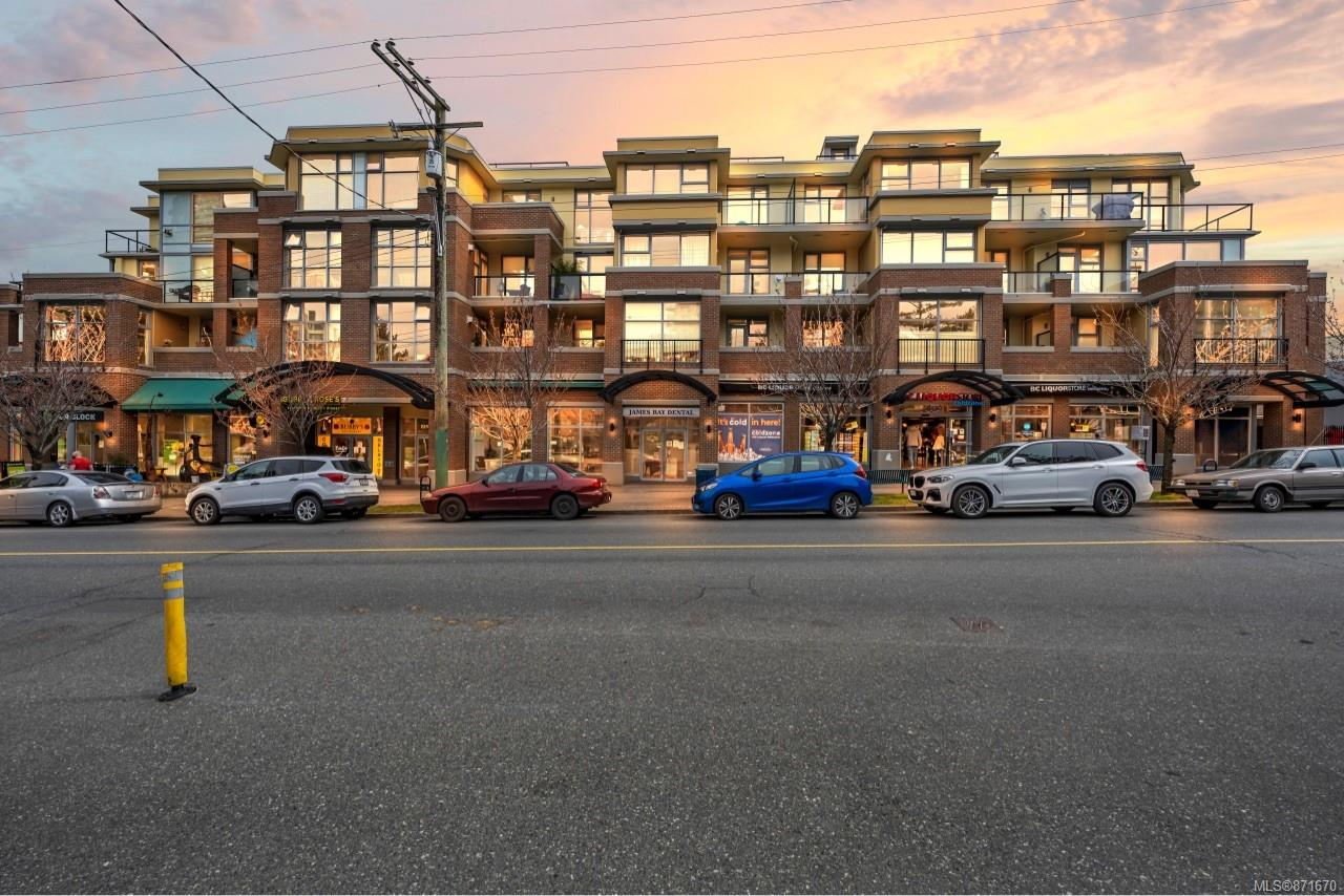 401 - 225 Menzies Street, James Bay, Victoria photo number 2