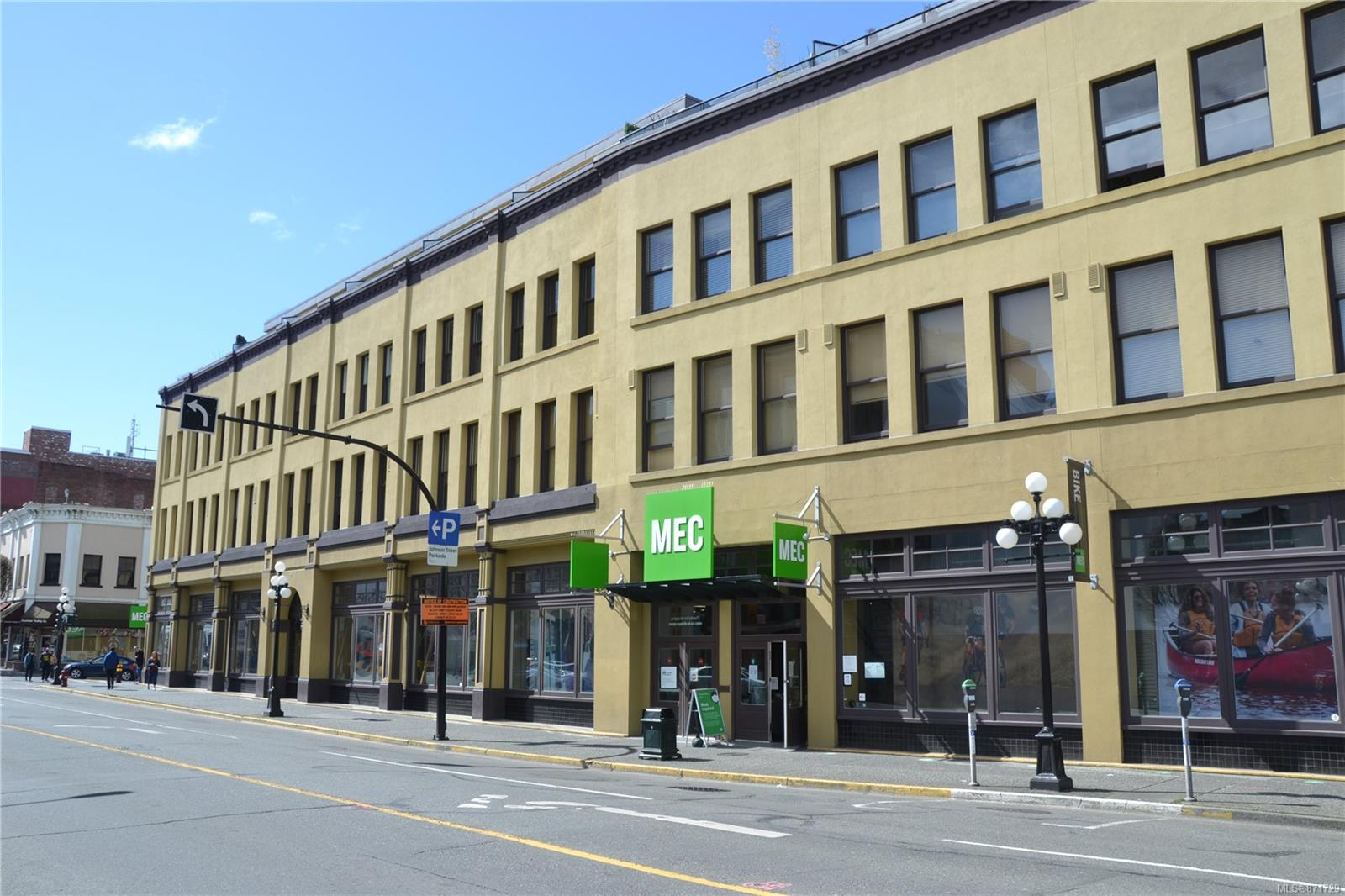 319 - 599 Pandora Avenue, Downtown, Victoria
