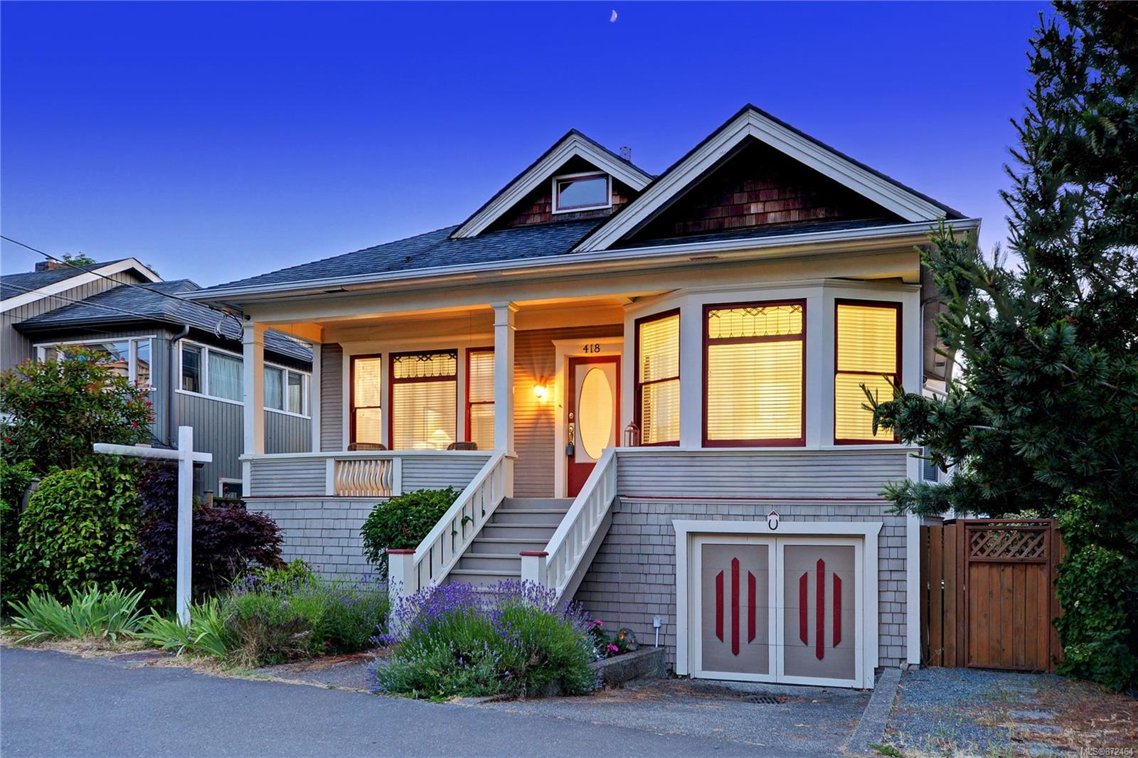 418 Heather Street, James Bay, Victoria photo number 2