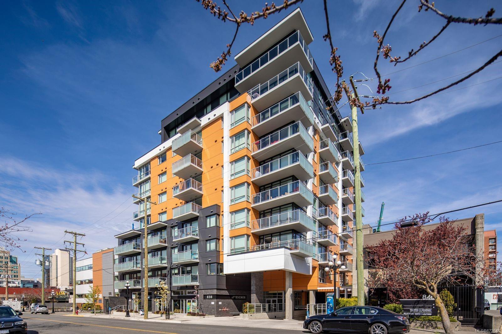 405 - 838 Broughton Street, Downtown, Victoria