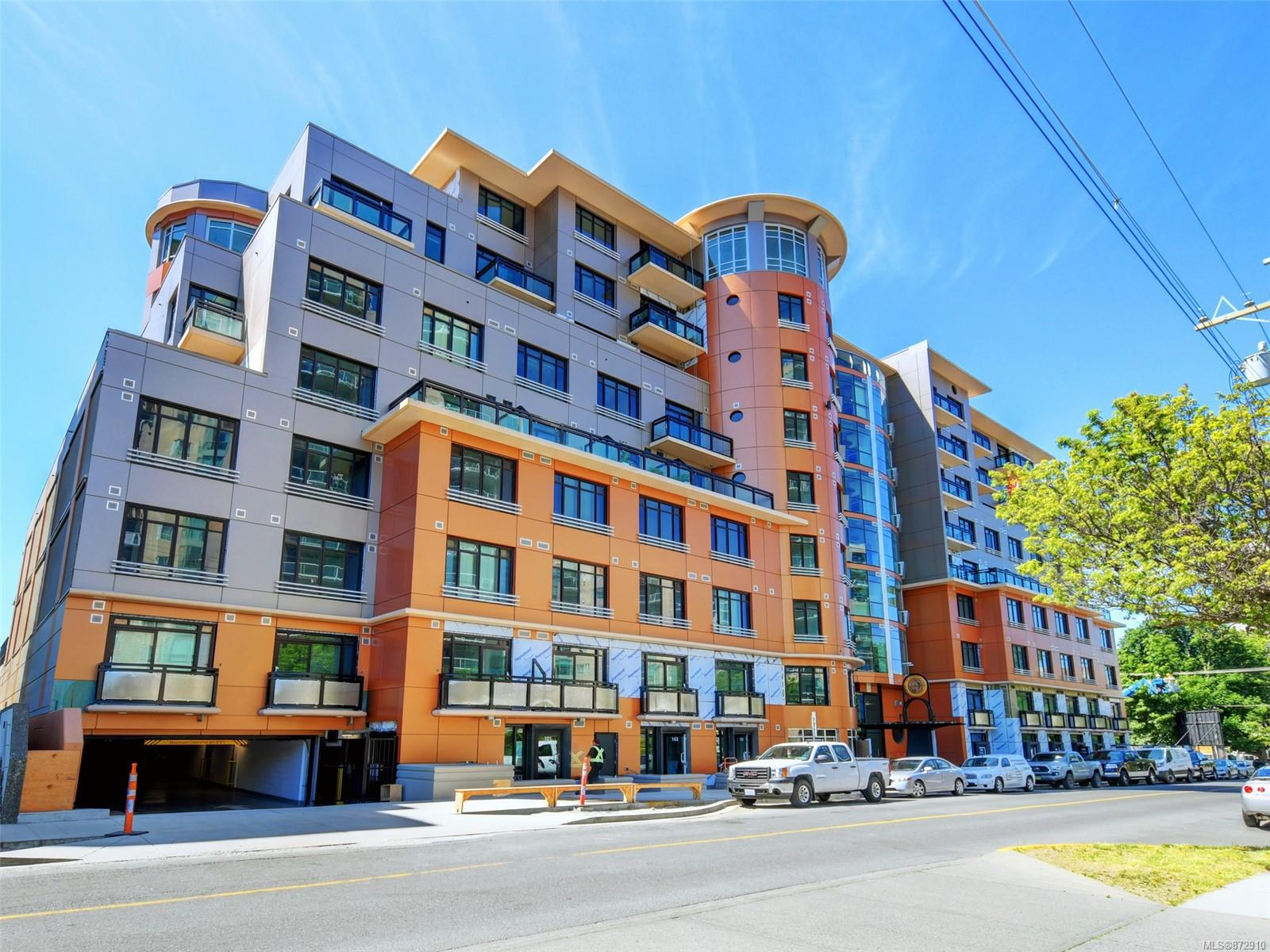527 - 1029 View Street, Downtown, Victoria