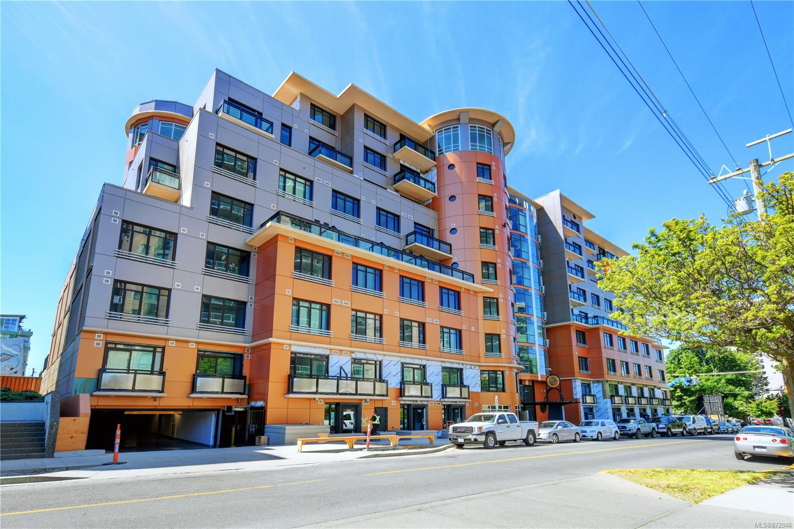 629 - 1029 View Street, Downtown, Victoria