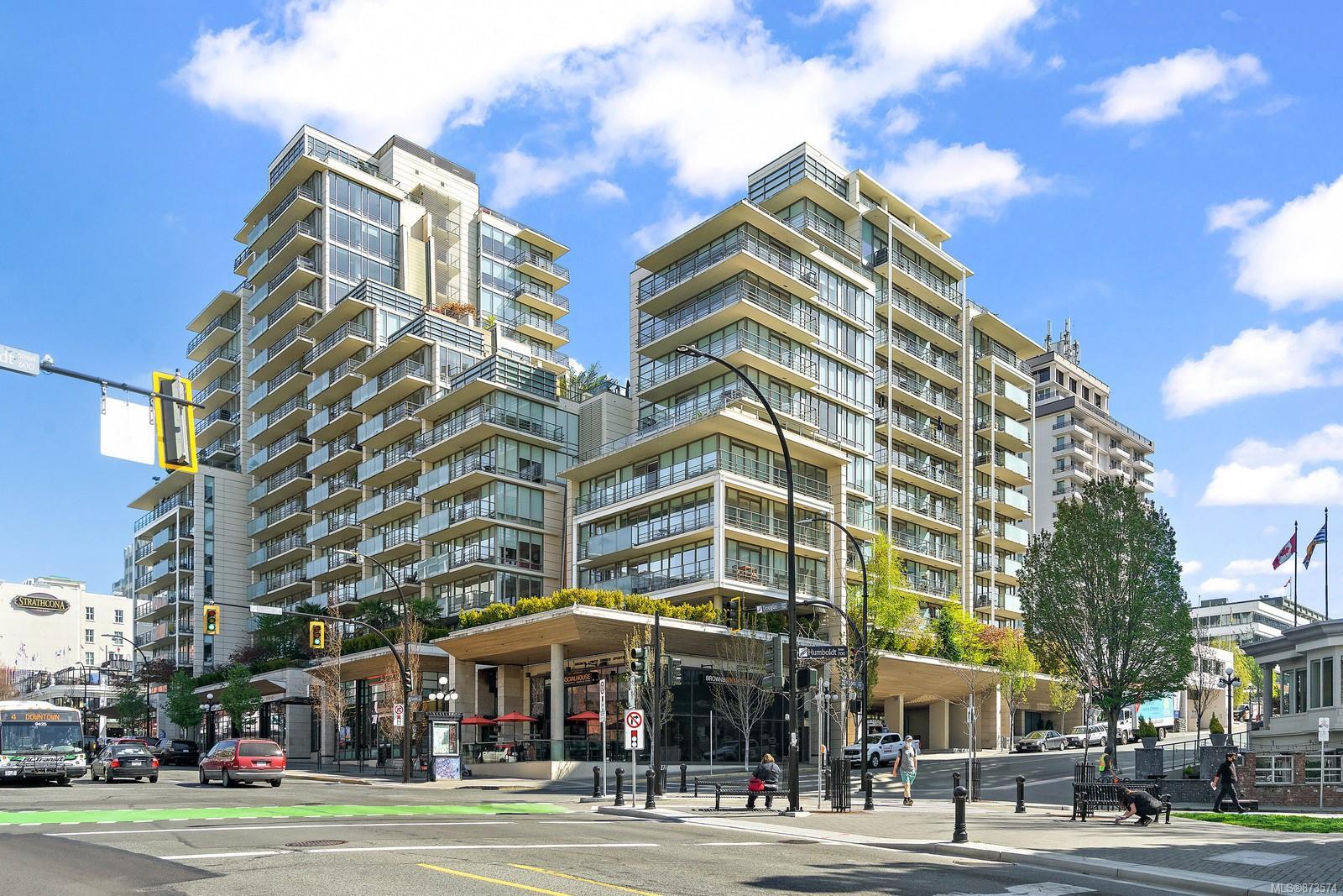 S802 - 708 Burdett Avenue, Downtown, Victoria