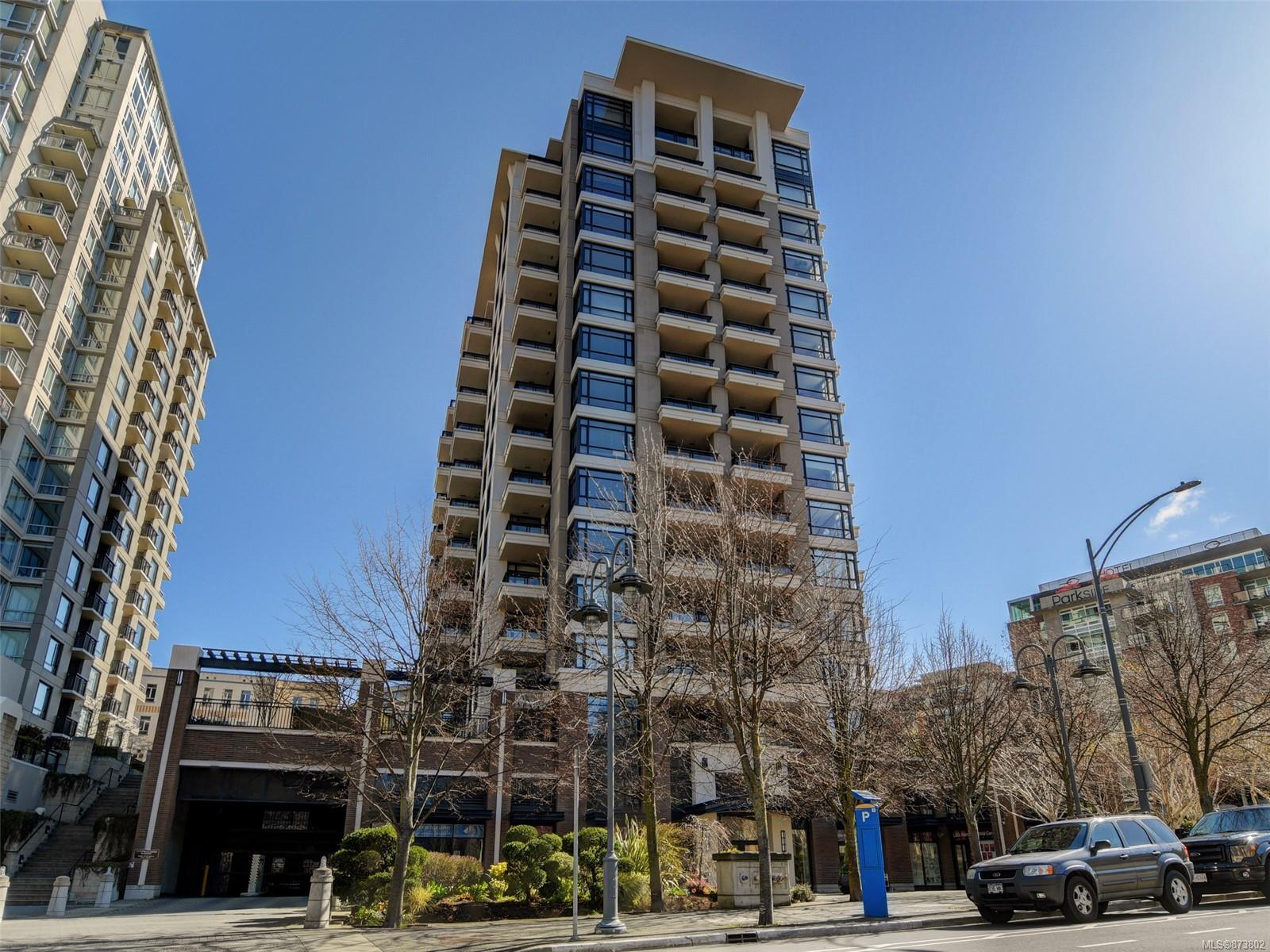 506 - 788 Humboldt Street, Downtown, Victoria