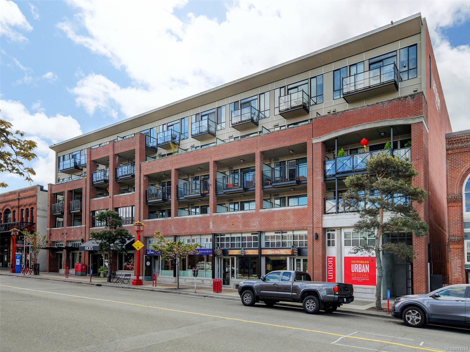 314 - 517 Fisgard Street, Downtown, Victoria photo 6