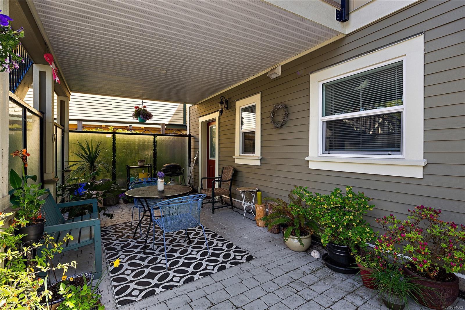 Photo 11 at 1 - 1376 Pandora Avenue, Fernwood, Victoria