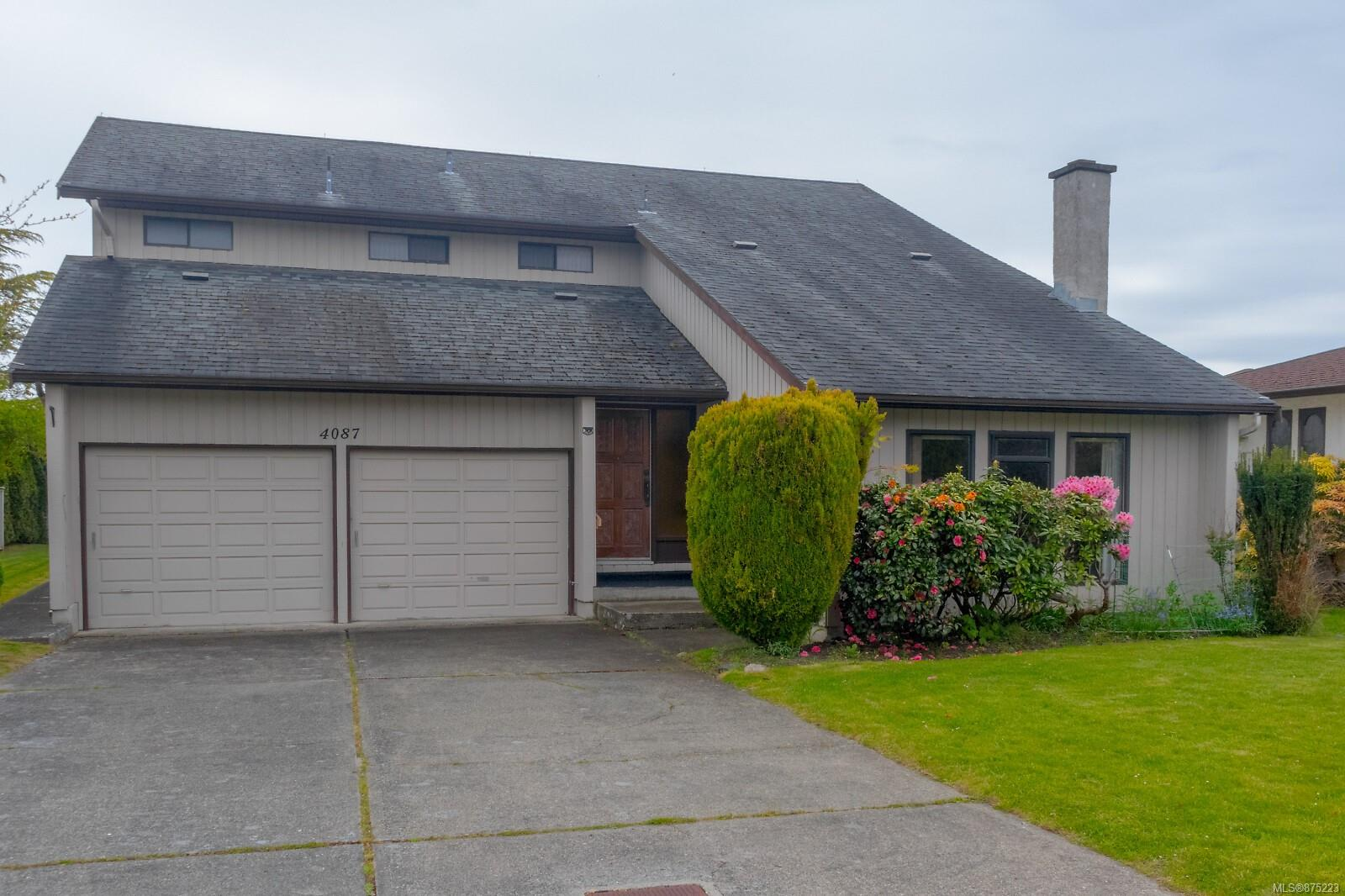 4087 Orion Place, Arbutus, Saanich East