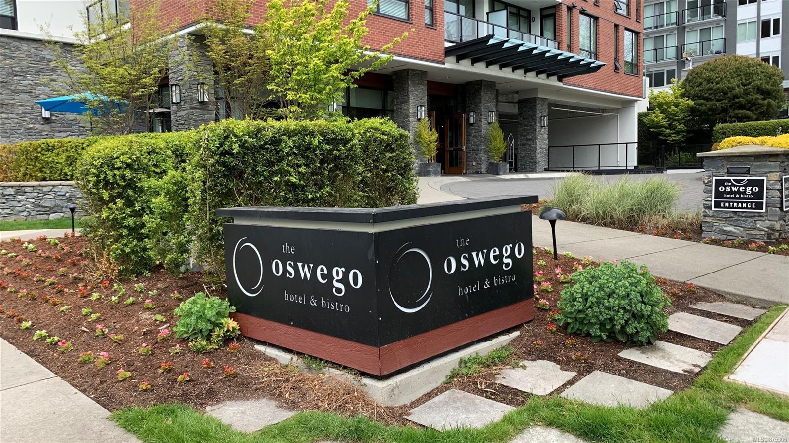 310 - 500 Oswego Street, James Bay, Victoria