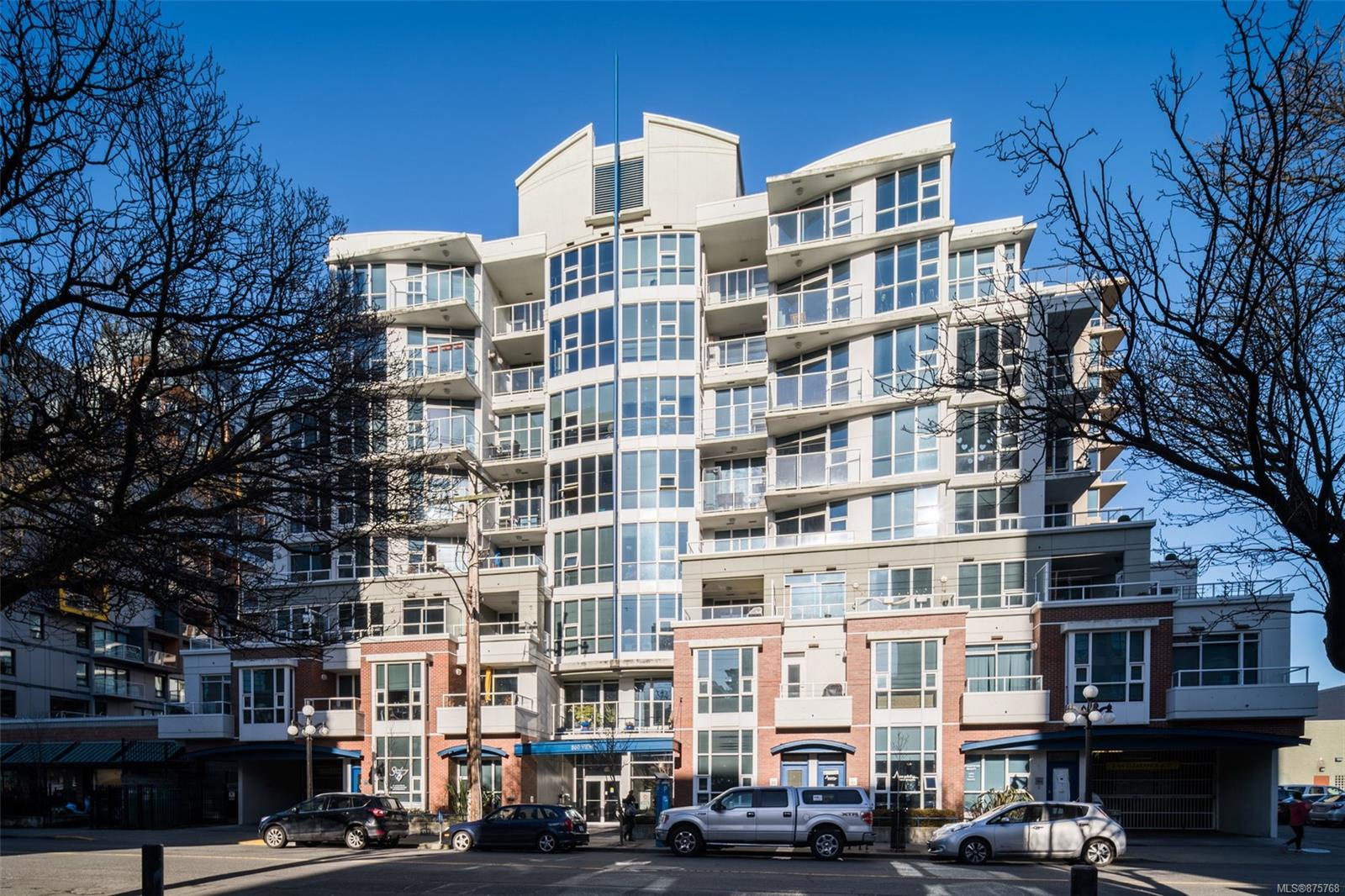 409 - 860 View Street, Downtown, Victoria