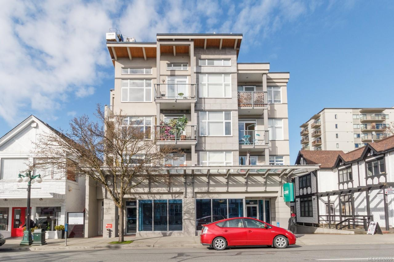 302 - 1022 Fort Street, Downtown, Victoria