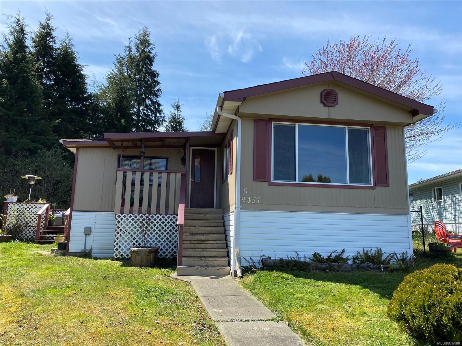 9457 Chancellor Heights, Port Hardy, North Island