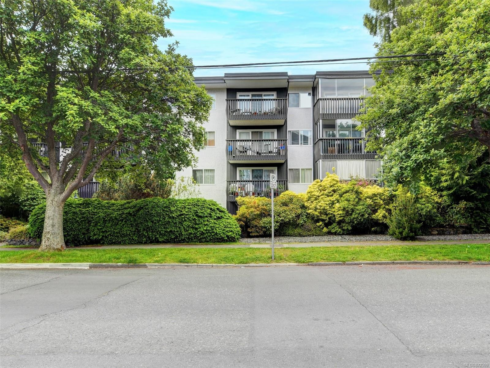 302 - 1035 Mcclure Street, Downtown, Victoria
