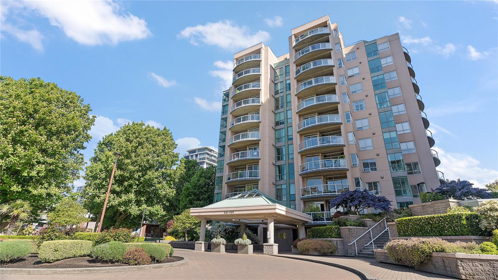 305 - 1010 View Street, Downtown, Victoria