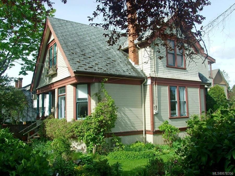 438,440&442 Montreal Street, James Bay, Victoria