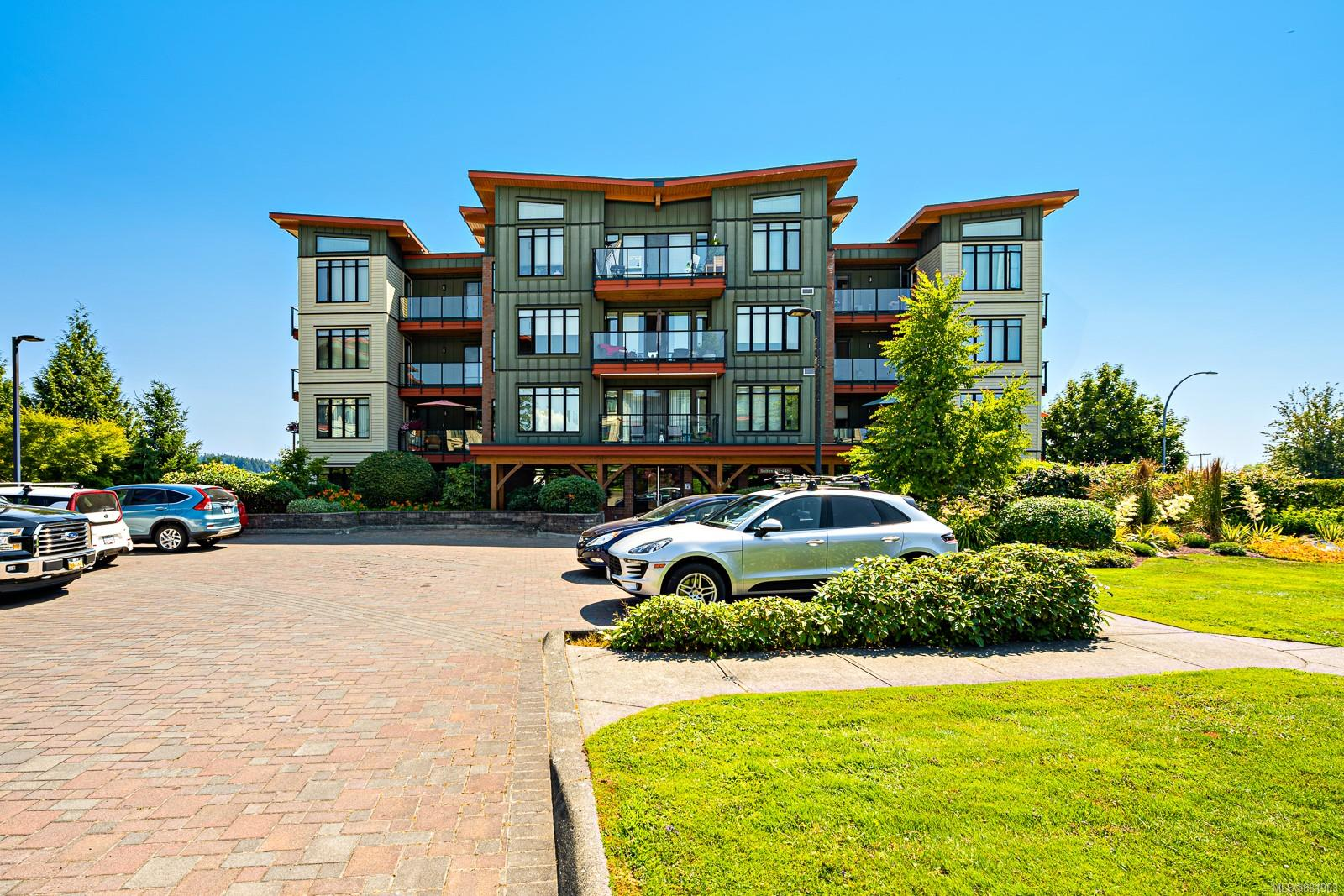 413 - 2300 Mansfield Drive, Courtenay City, Comox Valley photo number 2