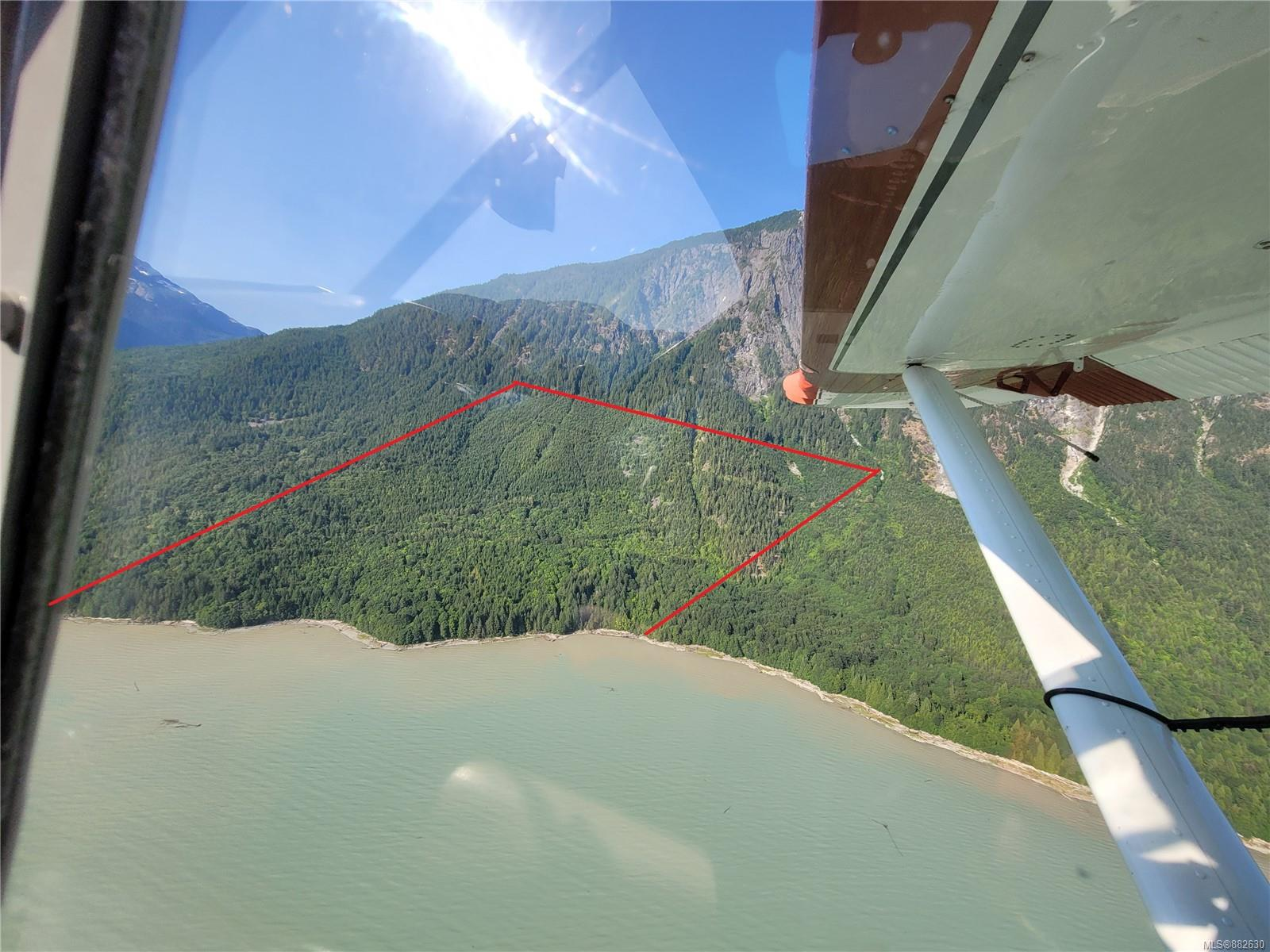 DL - 1978 Sw Bute Inlet, See Remarks