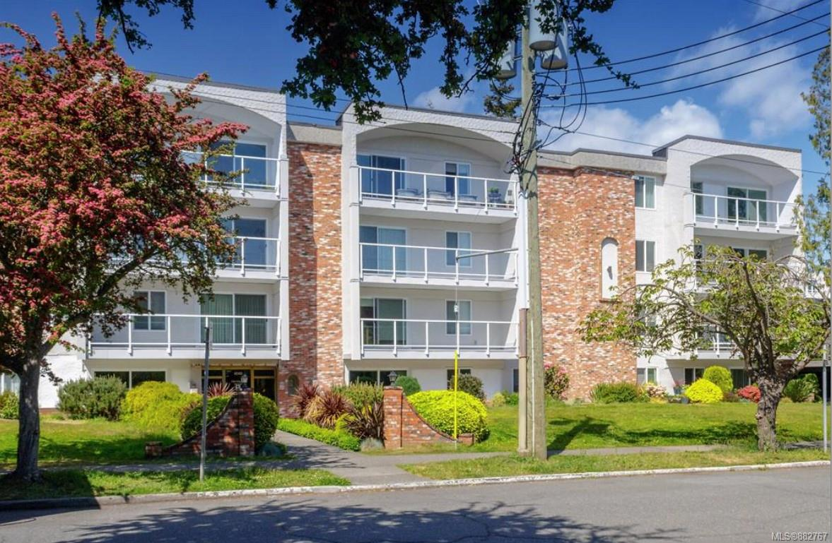 407 - 1040 Rockland Avenue, Downtown, Victoria photo number 2