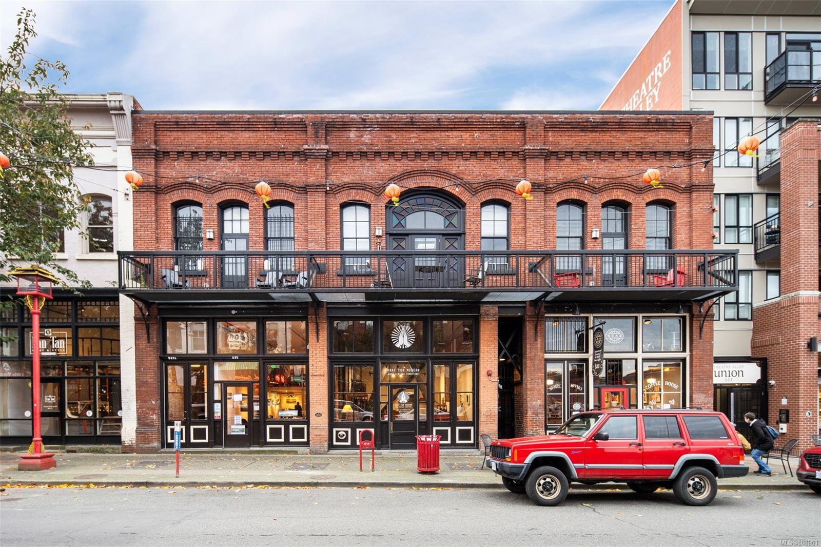 103 - 535 Fisgard Street, Downtown, Victoria photo number 2